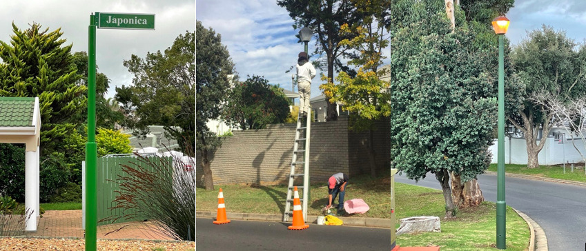 Streetlight projects